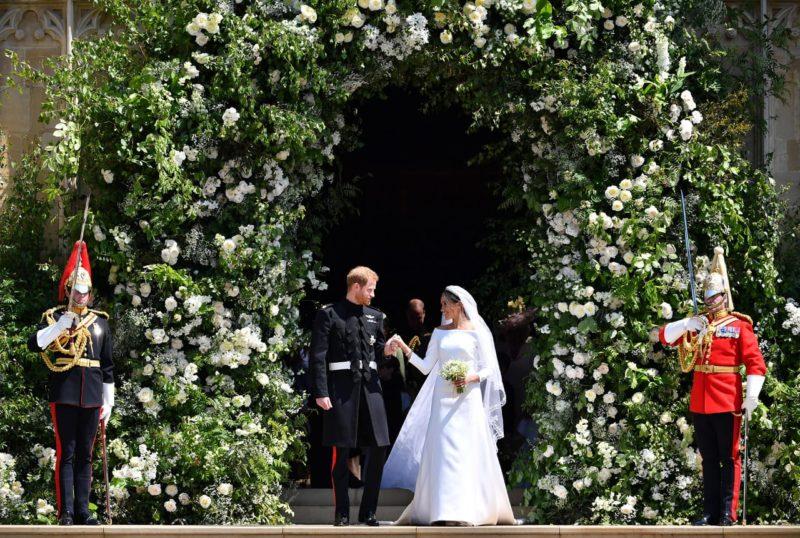 Принц Гарри и Меган Маркл свадьба года