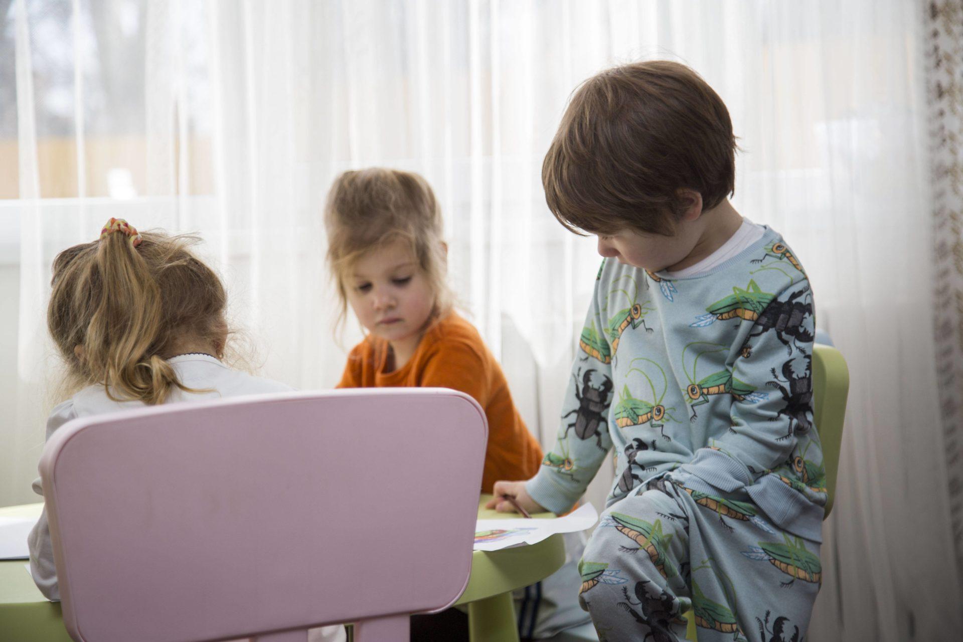 «Академія дитинства» - новітня система вивченням англійської мови у ясельному віці
