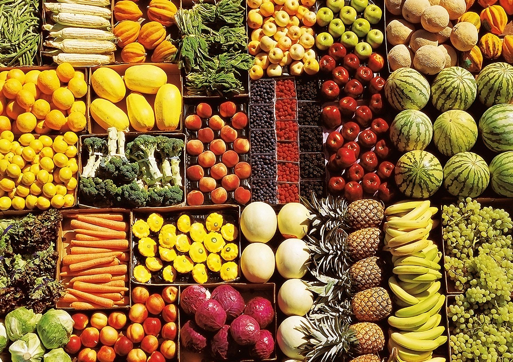 ТОП-9 фруктов и овощей, вредящих здоровью