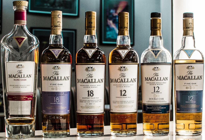Дороже миллиона: 60 летний виски Macallan