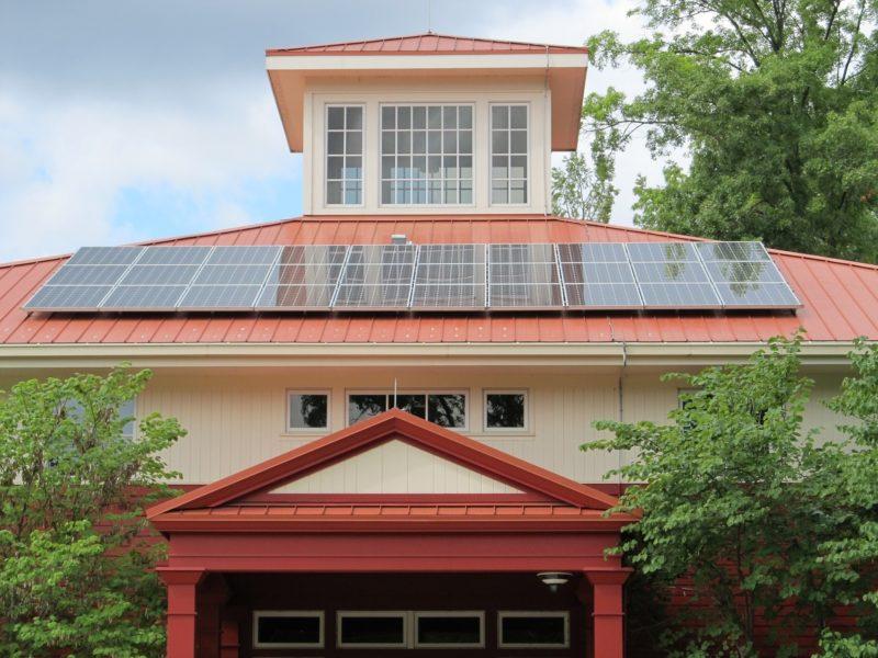 К 2020 году Калифорния полностью перейдет на солнечные батареи