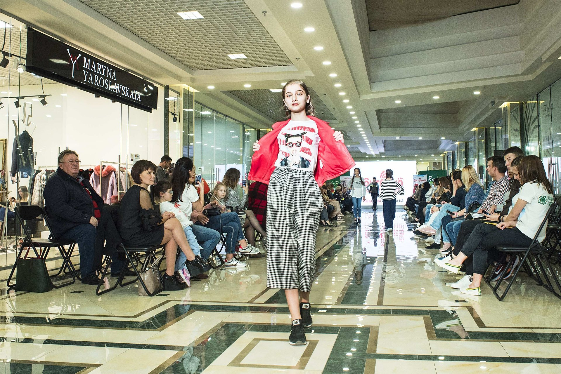 17th Odessa Fashion Day
