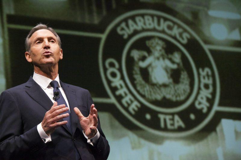 руководитель Starbucks станет президентом