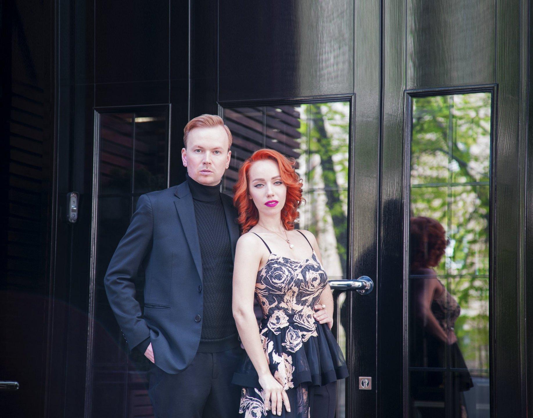 Леонтьєв і Македонська: Business-Fashion-Тандем
