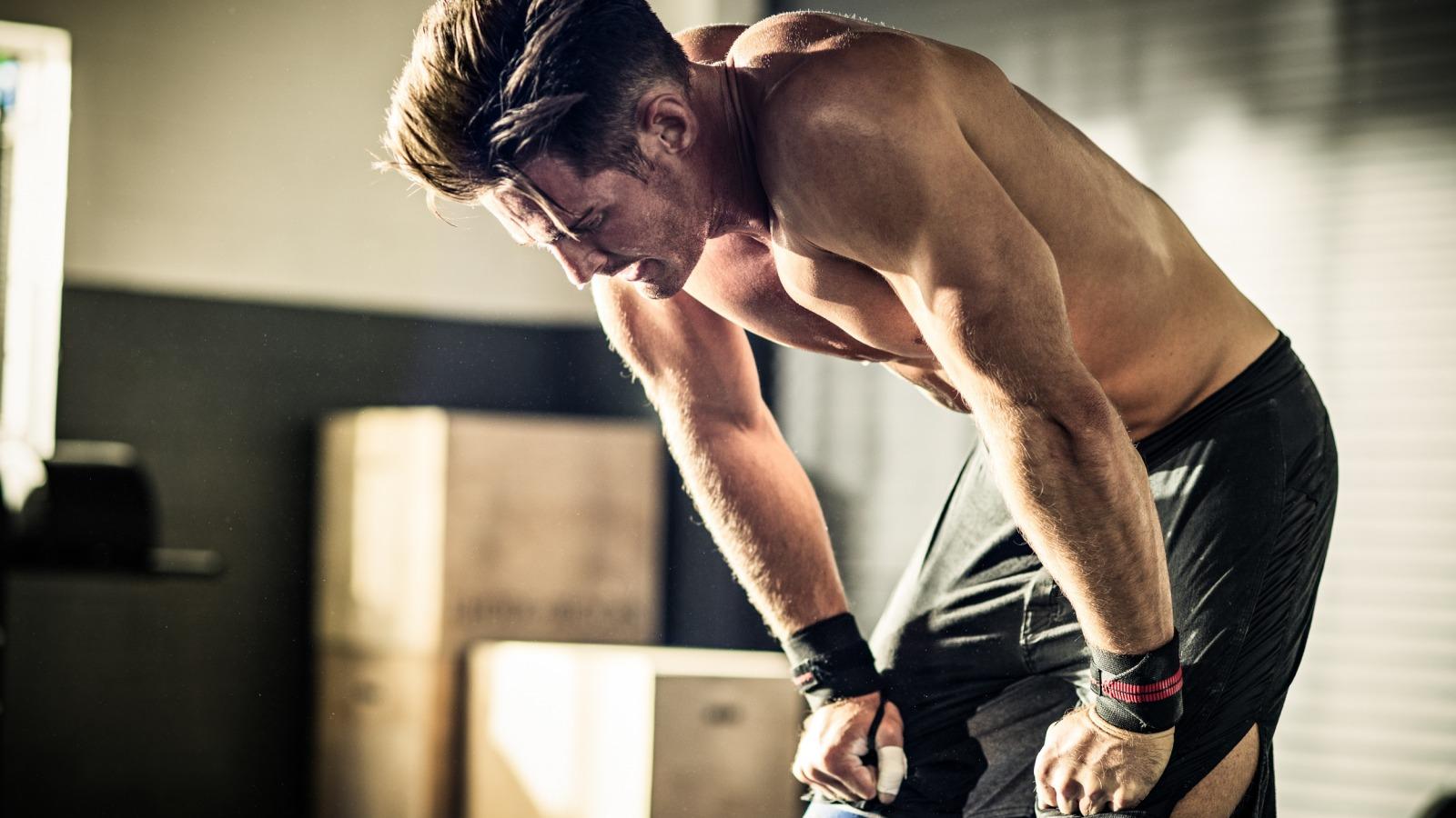 Тренировки до болей в мышцах