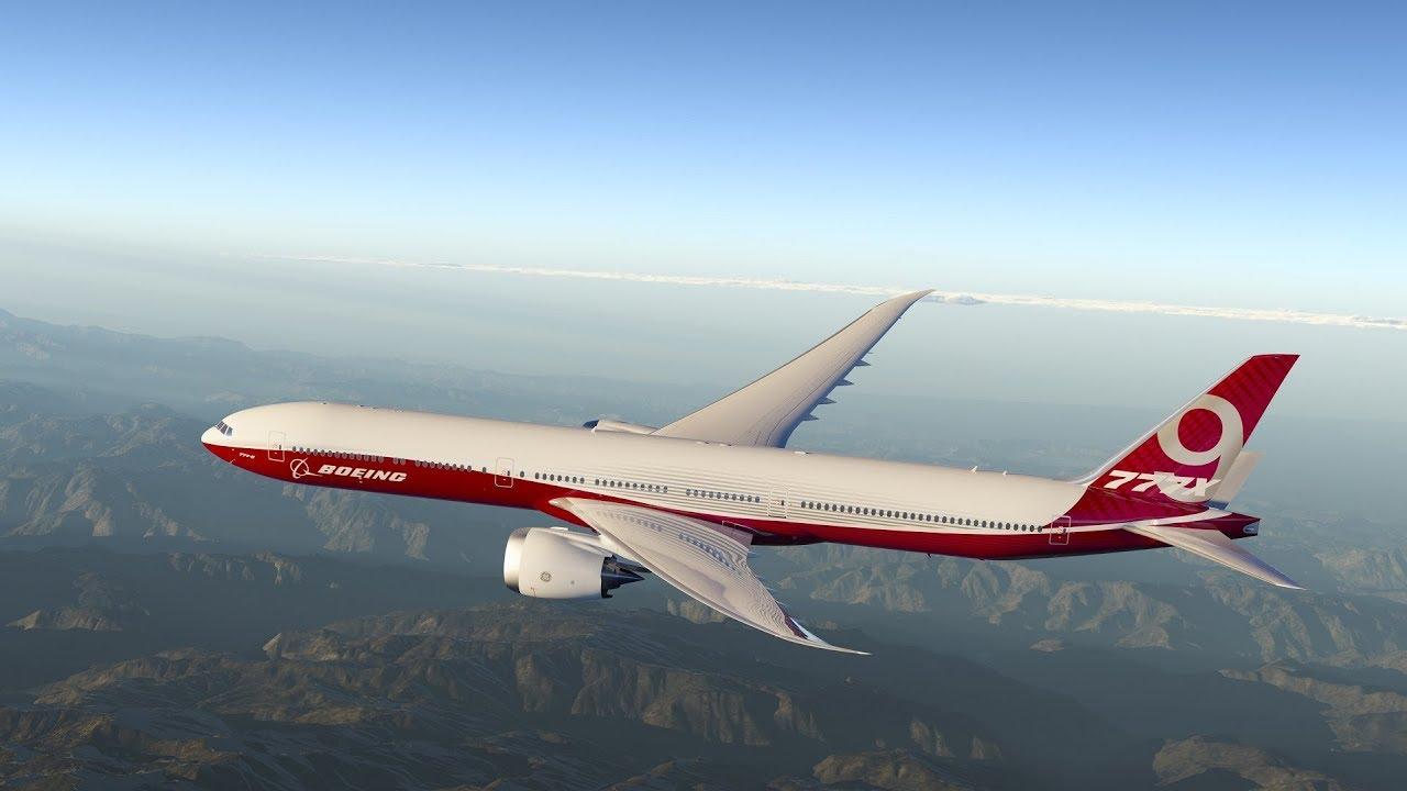 Boeing готов выпустить в небо самый необычный самолет в мире