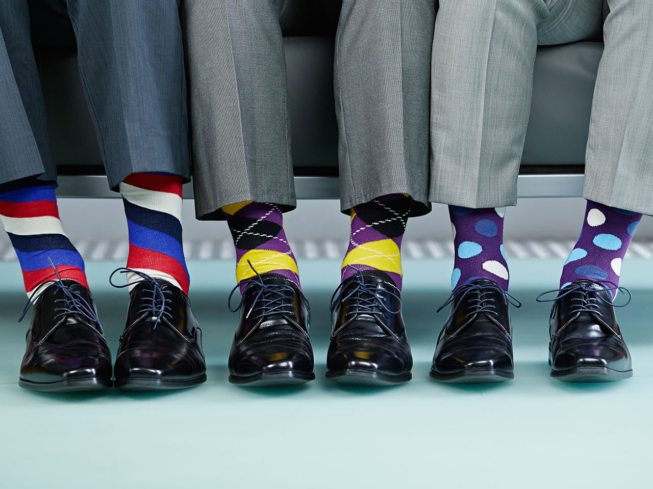 Как носки стали суперхитом стиля 2018
