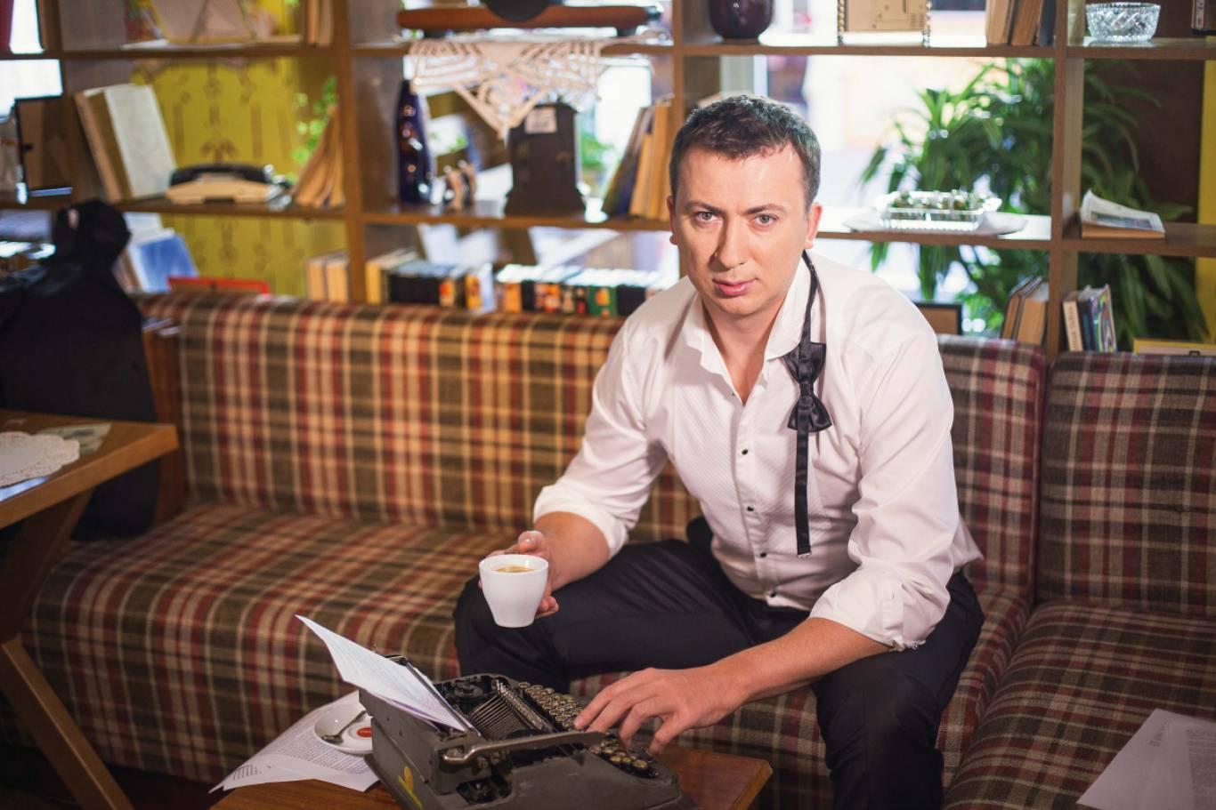 """сольный концерт Валерия Жидкова с новой сольной программой """"Обо всем"""""""