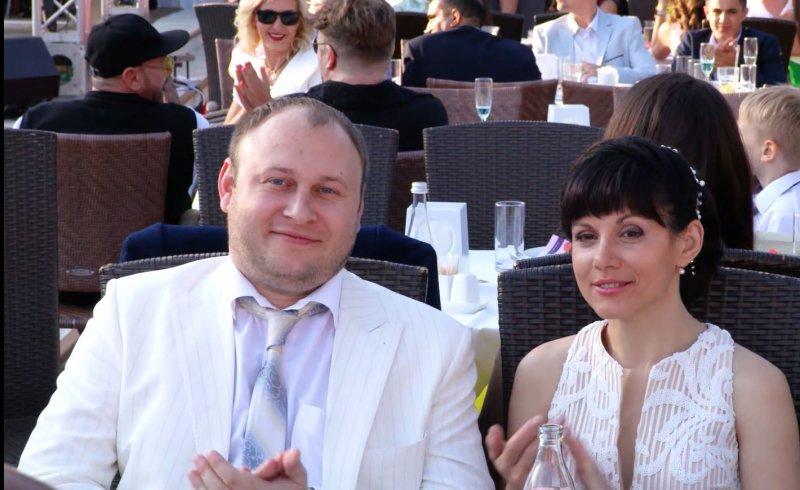 Руководитель ЦБТ - Богдан Троцько на церемонии награждения ТОП100 Будущее Украины.Дети