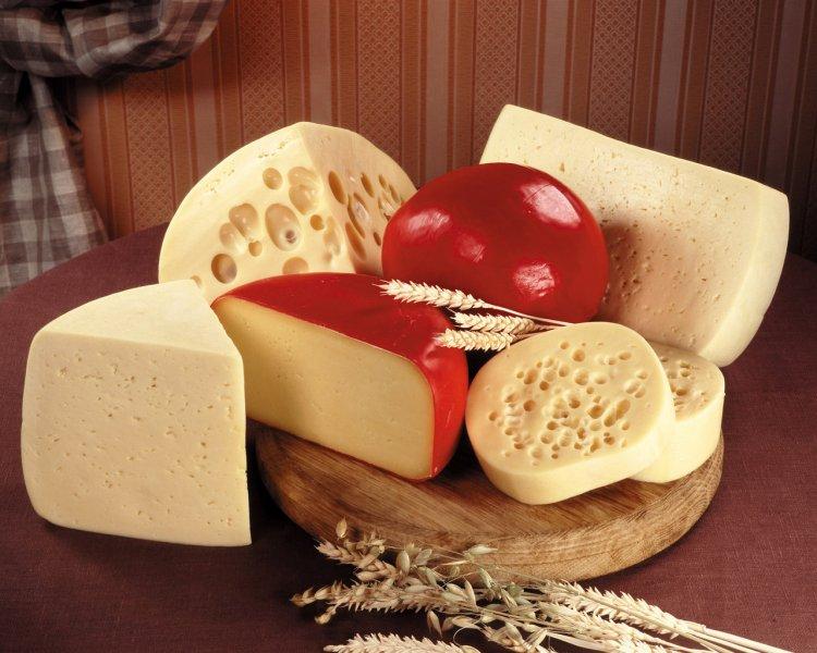 Украина сокращает экспорт сыров