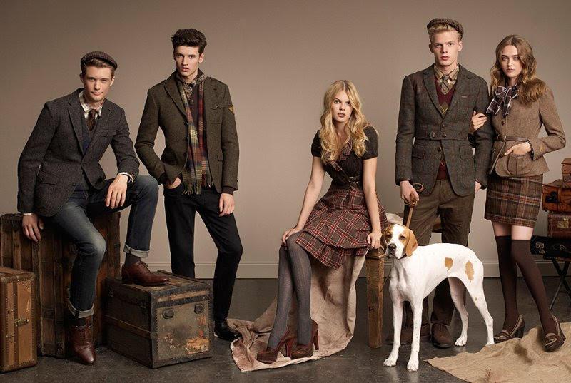 Стиль и мода Англии