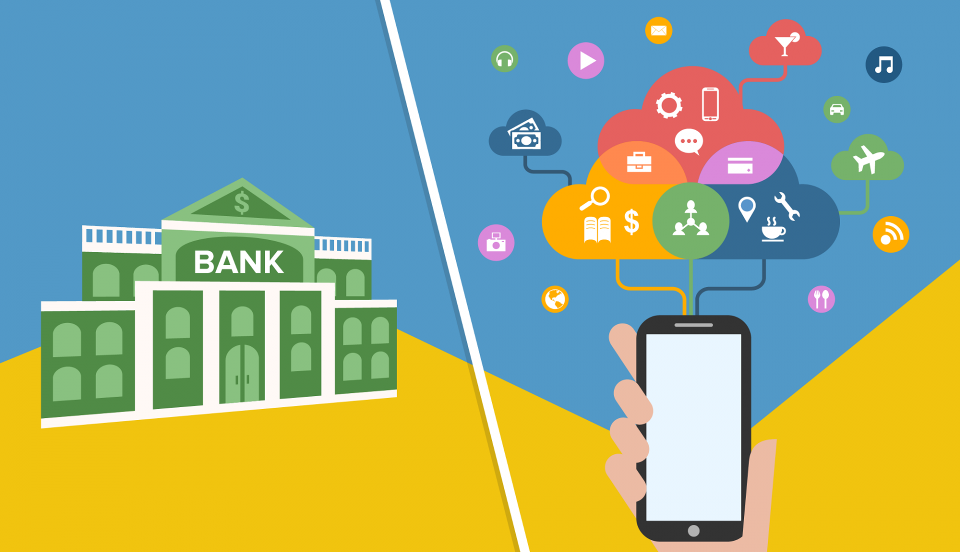 Как финансовые технологии становятся карманными в Украине