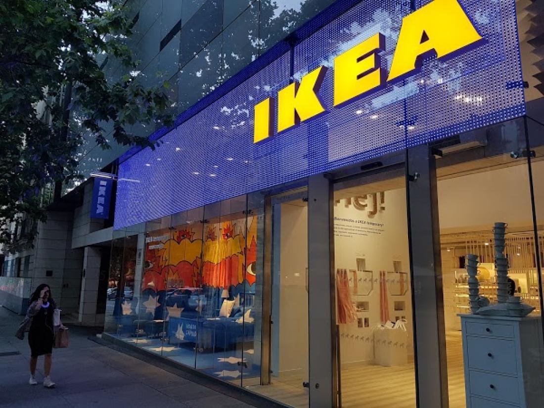 IKEA набирает персонал для работы в Украине