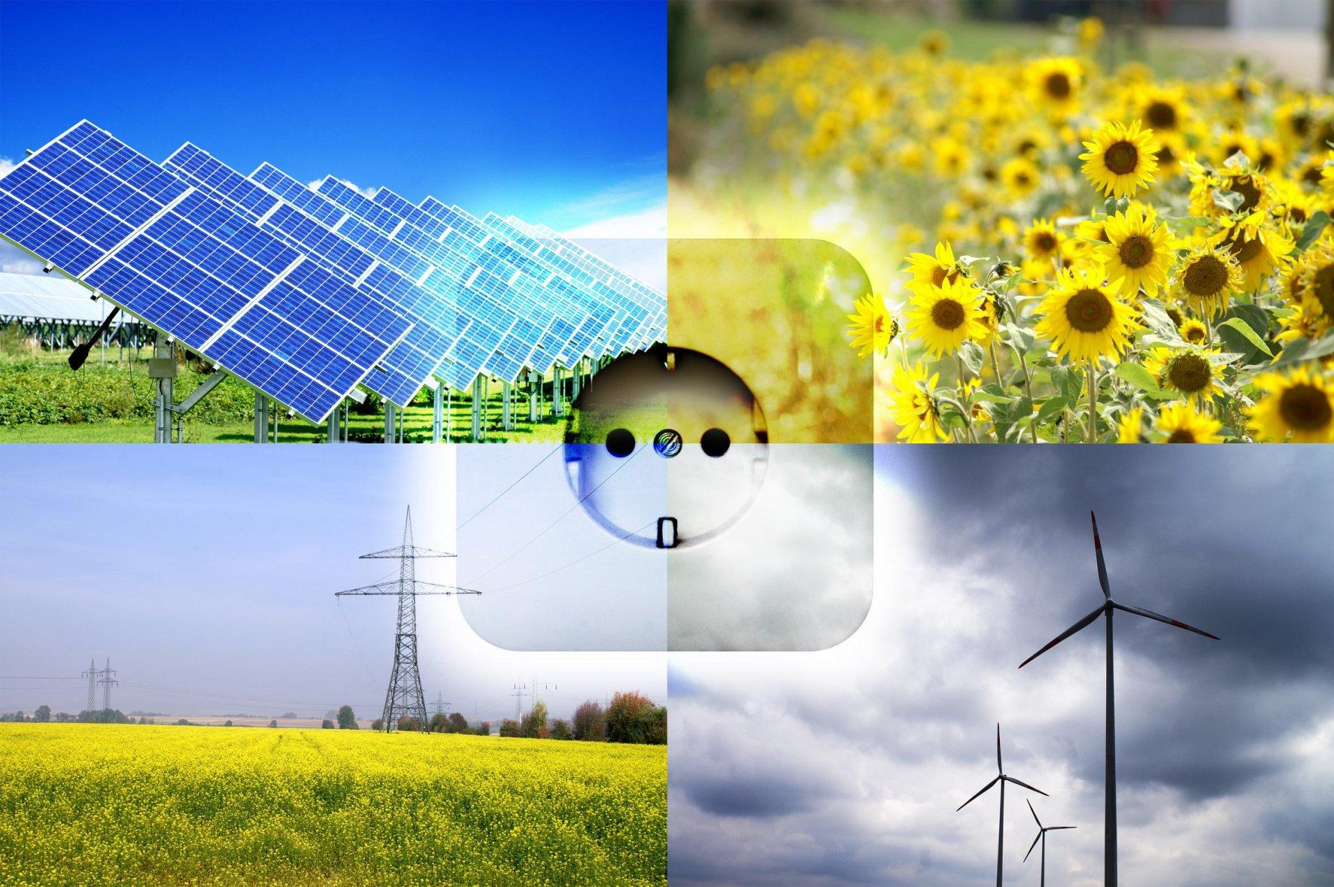 Украина дает зеленый свет альтернативной энергетике