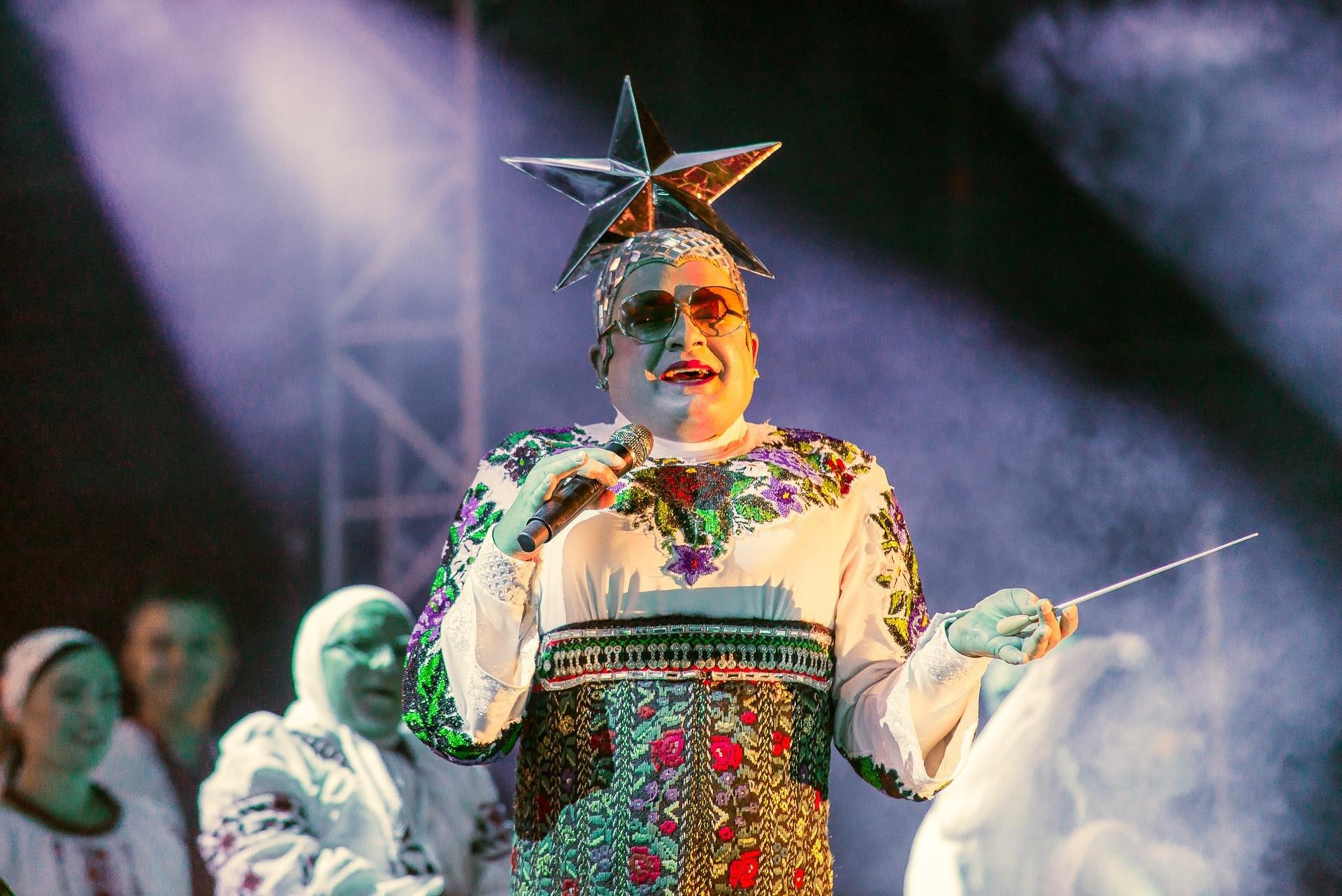 Верка Сердючка в Одессе
