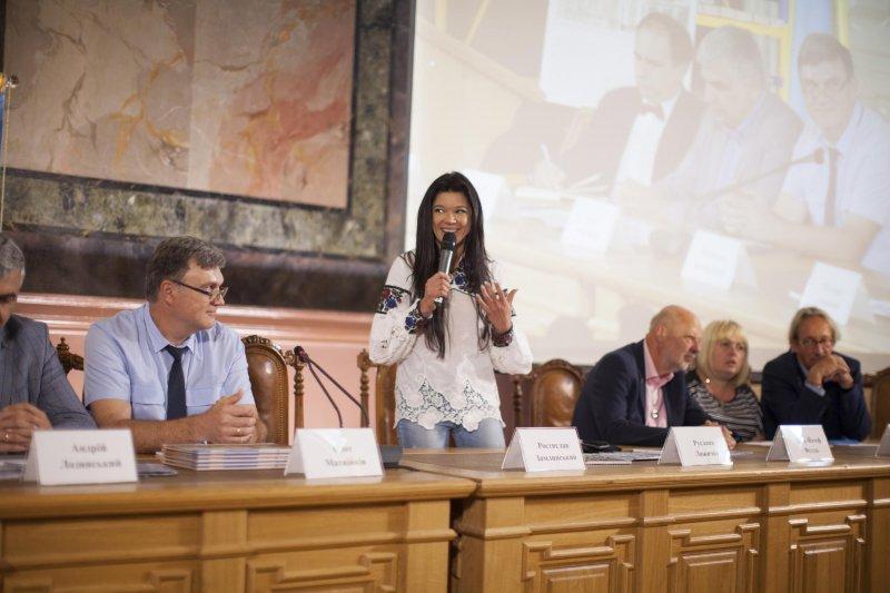 Певица Руслана о фильме «Энергия для изменений»