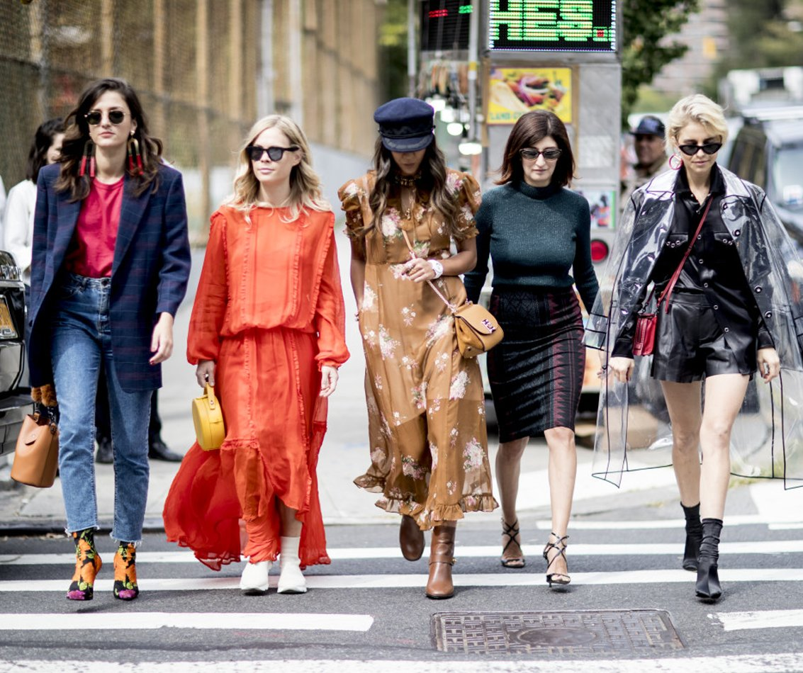 Хроника Streetstyle: какую одежду носят модницы всего мира этим летом?