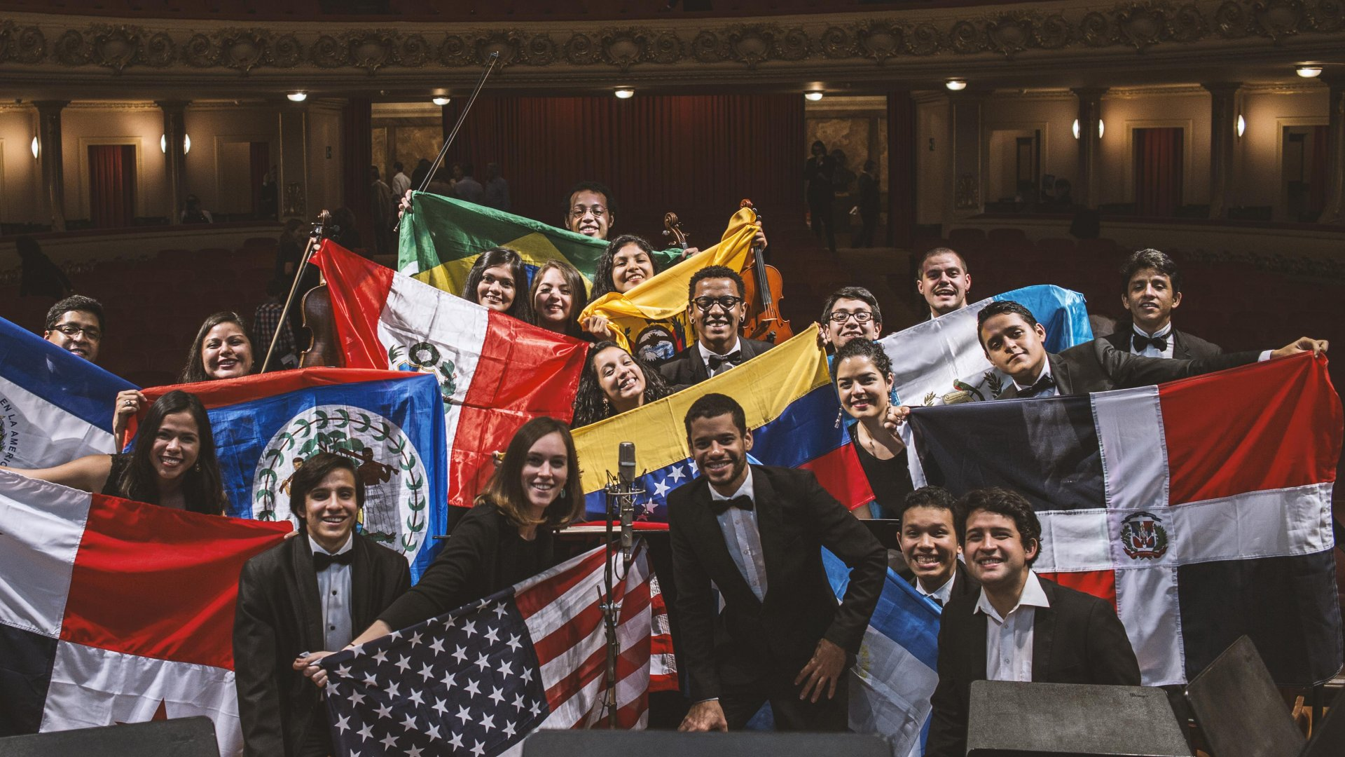 Оркестр стран Америки и Европы (The Orchestra of the Americas)