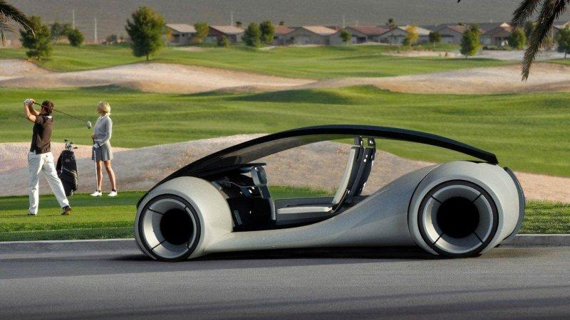 Apple увеличивает собственный парк беспилотных авто