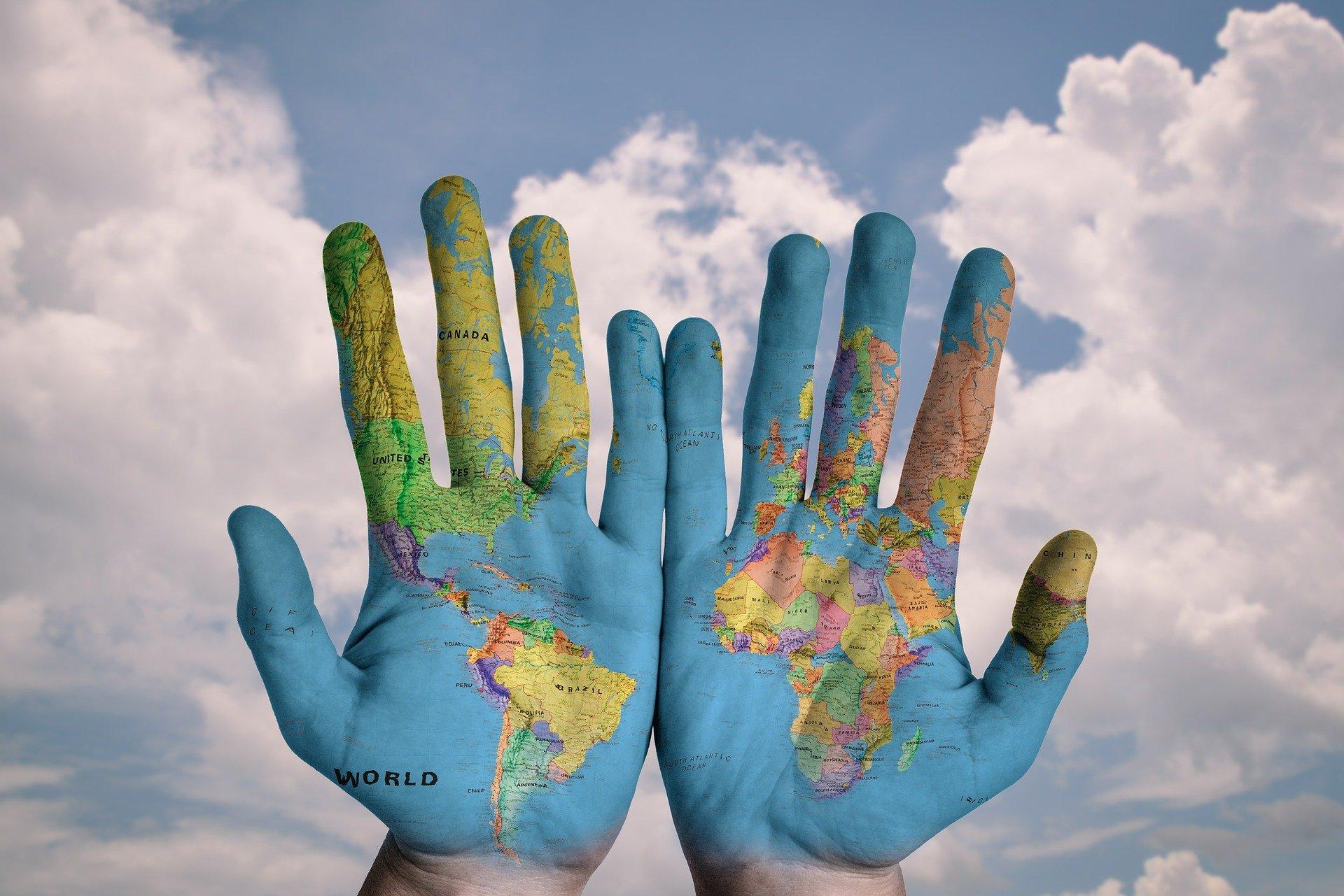 Более половины украинцев никогда не были за границей
