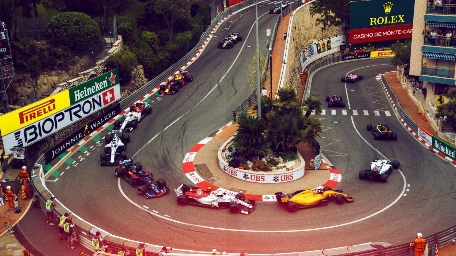 Формула-1 — большие деньги, высокие скорости, сумасшедший драйв