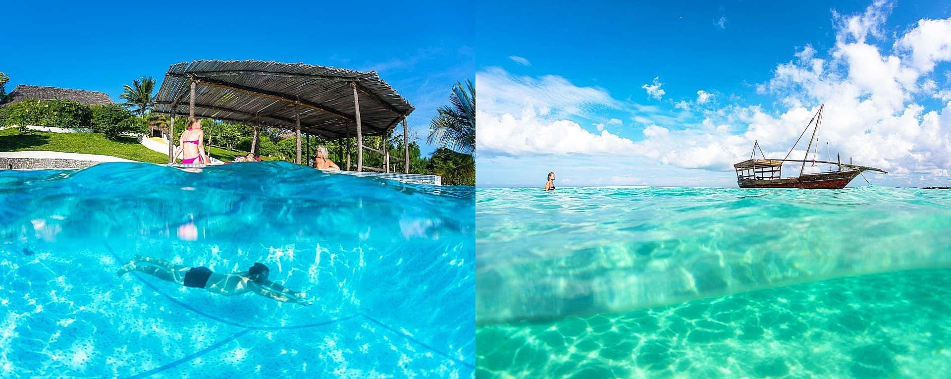 Курорт Manta Resort - африканский рай для дайвинга