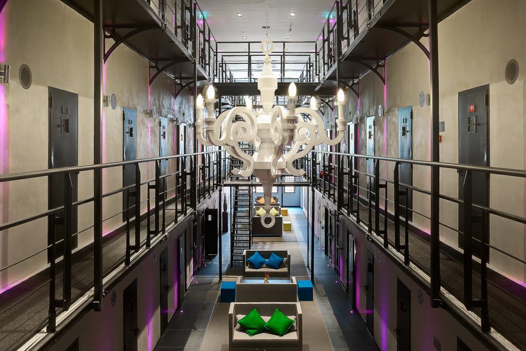 Отель «Het Arresthuis» - отдых в тюрьме Голландии класса люкс