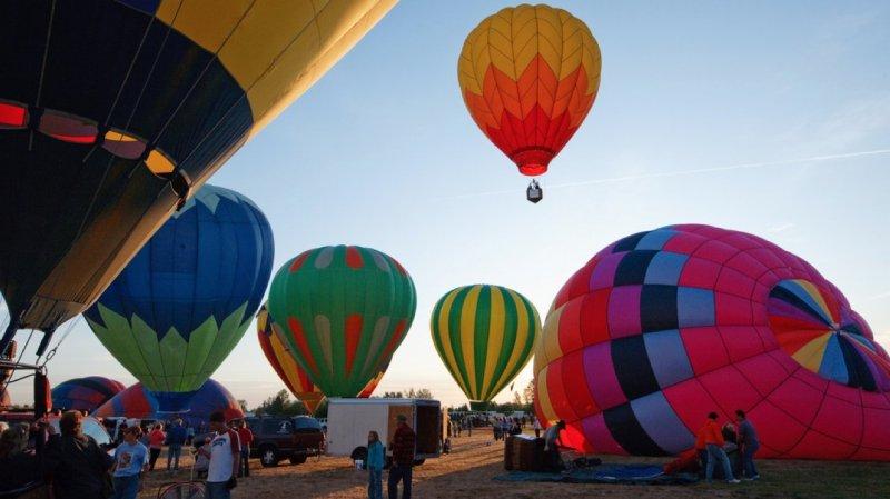 Эйфория от полета: спортивное воздухоплавание в Украине