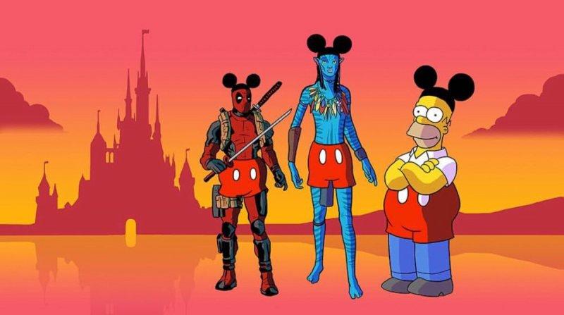 Disney покупает легендарную американскую кинокомпанию