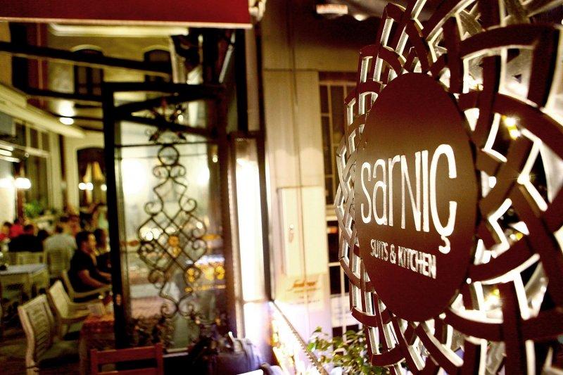 Ресторан «Sarnıç» - прикосновение к древнему Стамбулу