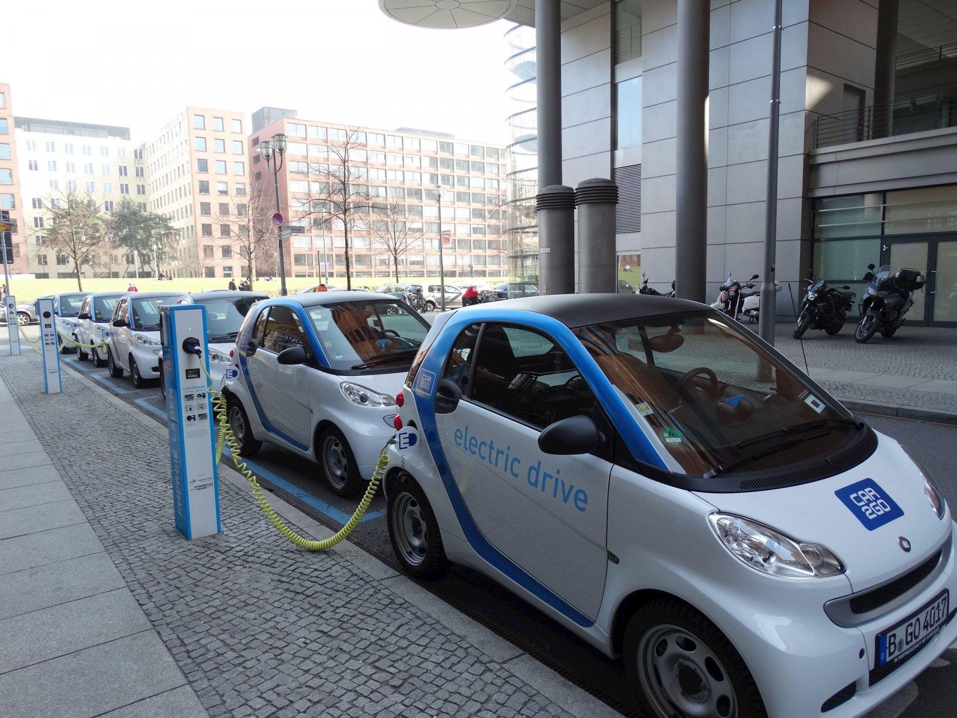 Украинскому рынку электромобилей готовят большое будущее