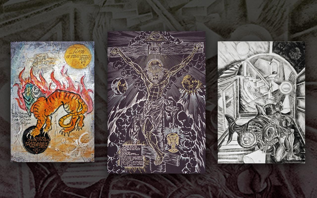 Еволюція кольору в роботах Костянтина Скопцова.