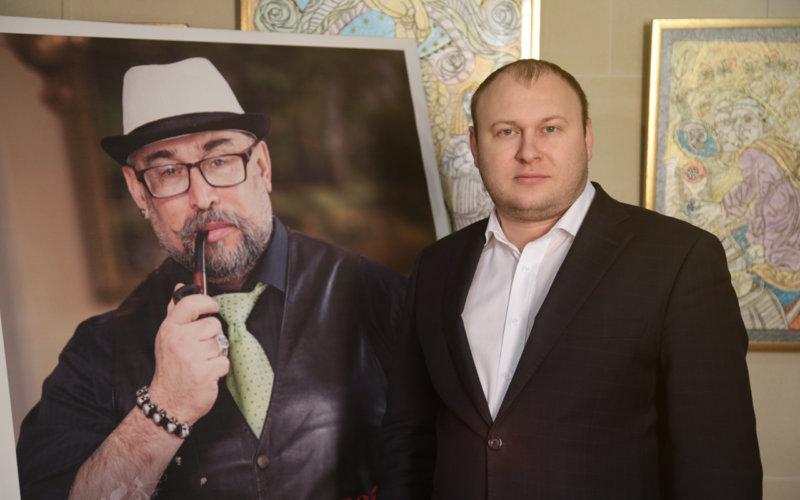 Глава групи компаній ЦБТ Богдан Троцько інвестує кошти в картини Костянтина Скопцова