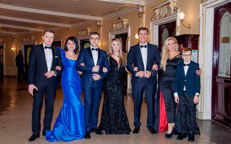 Гала-вечеря в клубі Ministerium після нагородження фіналістів перетворився в міжнародну колаборацію професіоналів