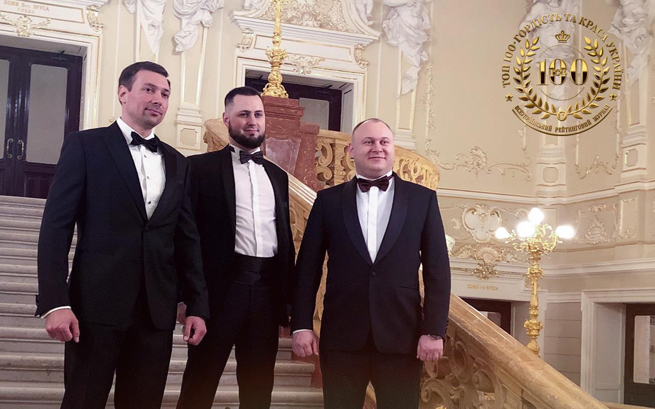 Серед фіналістів ТОП-100 керівник європейської групи компаній ЦБТ Максим Рудік