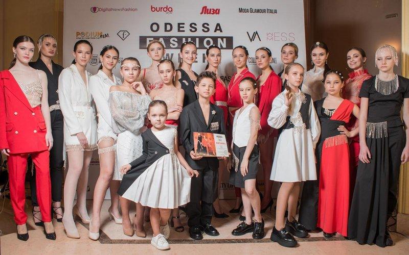 21 березня в Luxury Hotel Bristol відбувся 16-й сезон Odessa Fashion Week