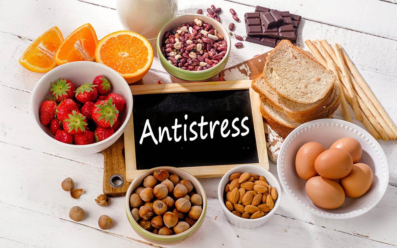 Кращі і гірші продукти від стресу