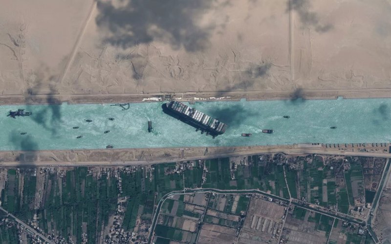 Суецький канал розблоковано