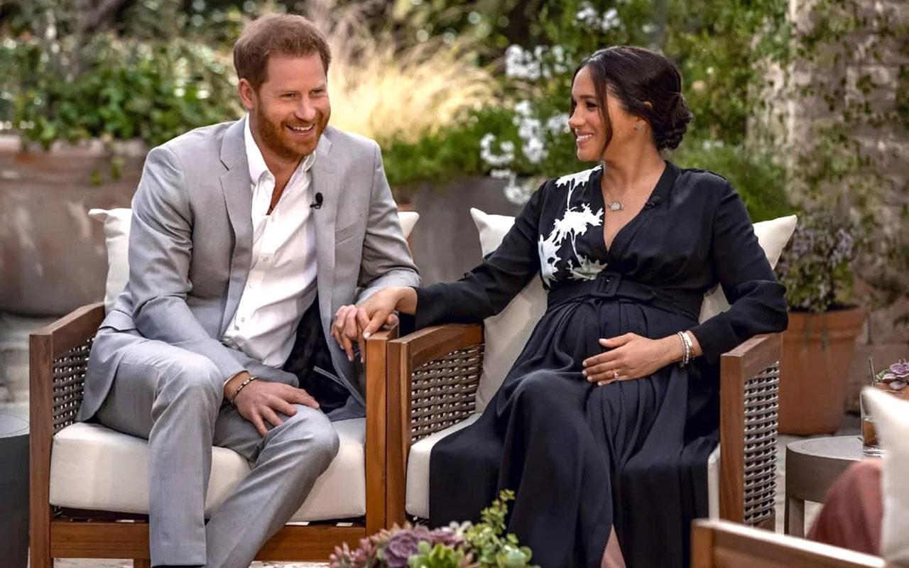 Discovery + досліджує мову жестів Меган Маркл і принца Гаррі