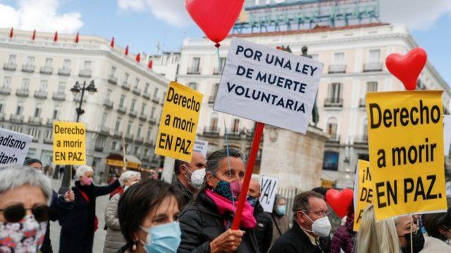 Евтаназія легальна в Іспанії