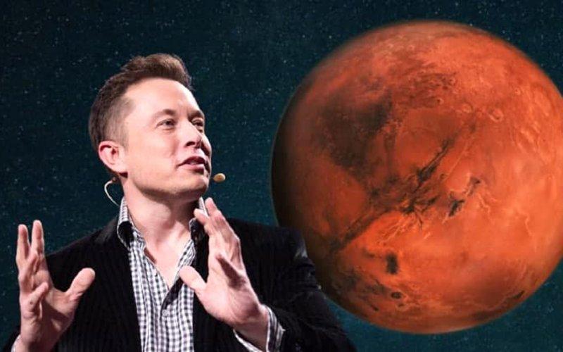 Маск висловився про небезпеку місії на Марс