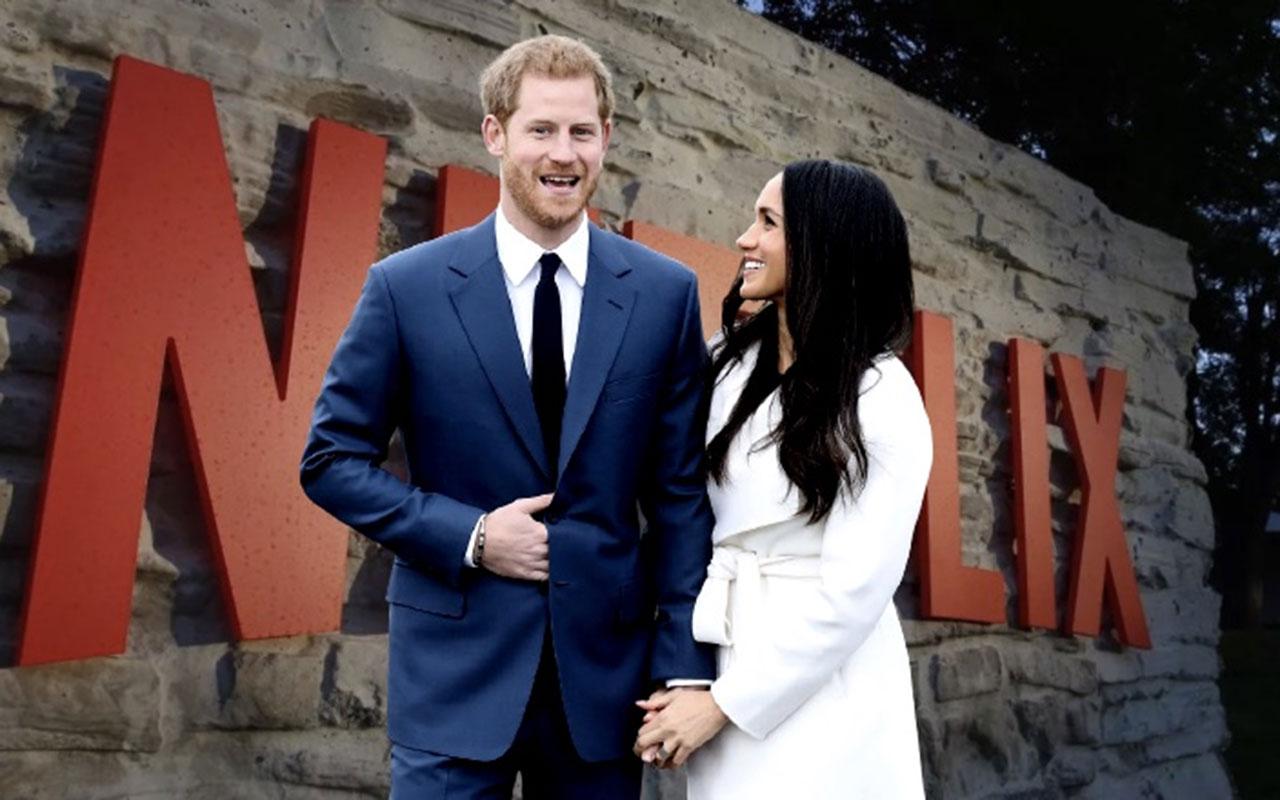 Netflix анонсував серіал від принца Гаррі