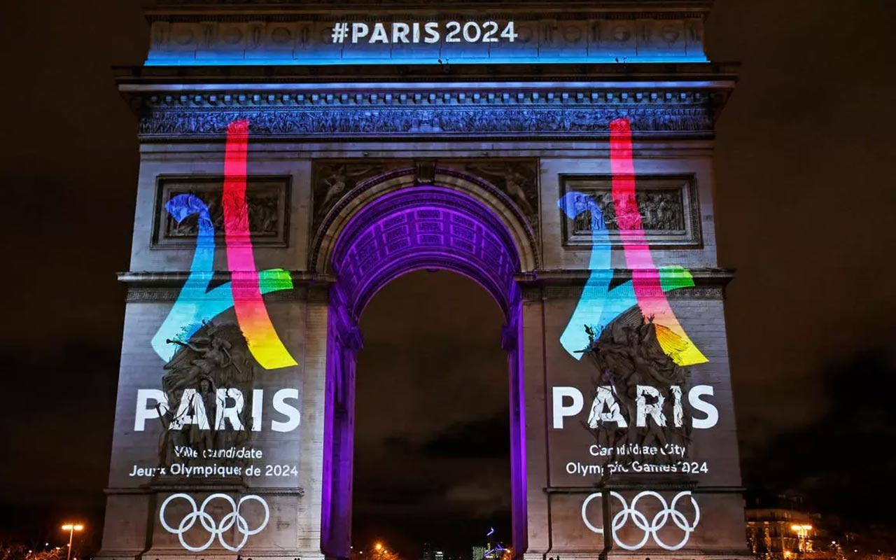 Олімпійські ігри в Парижі