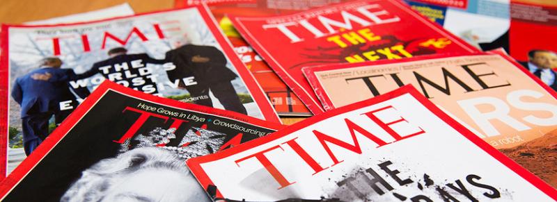 Журнал Time почне платити зарплату в біткоінах