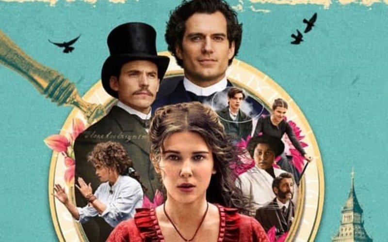 Netflix представив фільм «Енола Холмс»