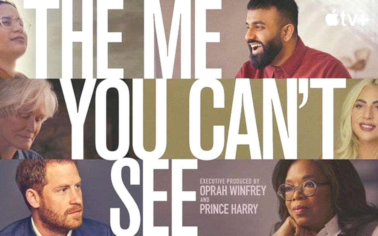 Принц Гаррі і Опра Уїнфрі показали трейлер фільму «Я, якого ти не бачиш»