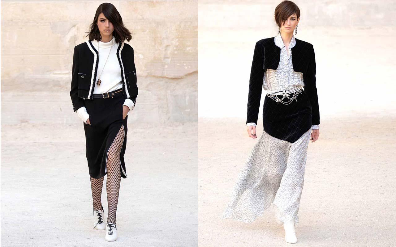 Chanel Resort 2022 - неделя моды