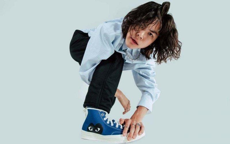 Converse і Play Comme des Garçons випустили кеди Chuck 70