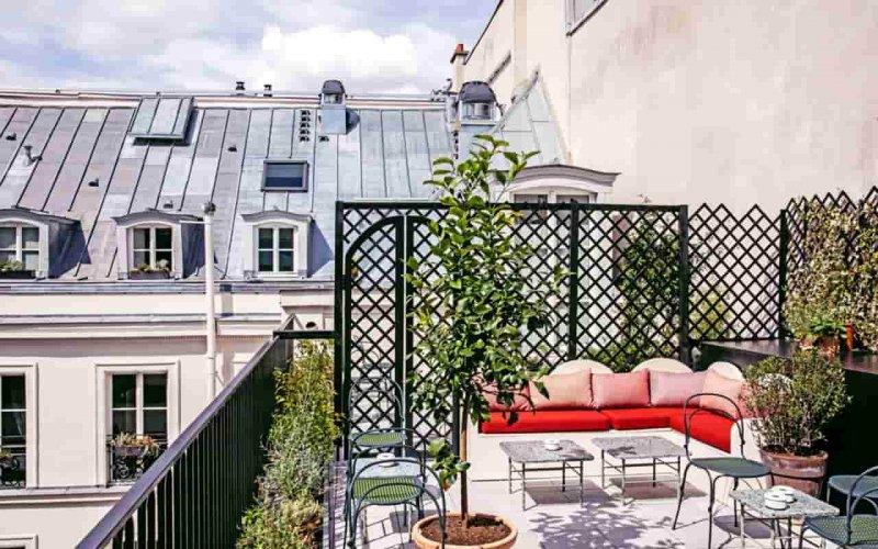 Hotel des Grands Boulevards в Парижі