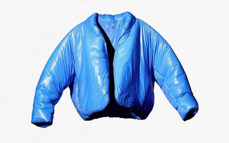 Куртка з переробленого нейлону